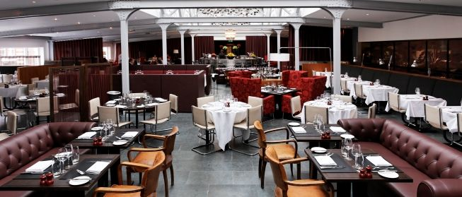 Bluebird is the place to be and be seen in Chelsea