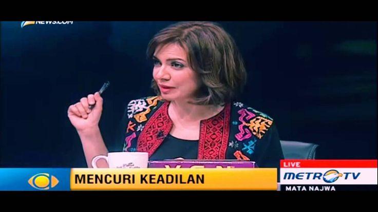 Mata Najwa 4 Mei 2016 Full - Mata Najwa Mencuri Keadilan Full HD