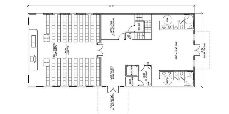 commercial buildings floor plans house plans home plans