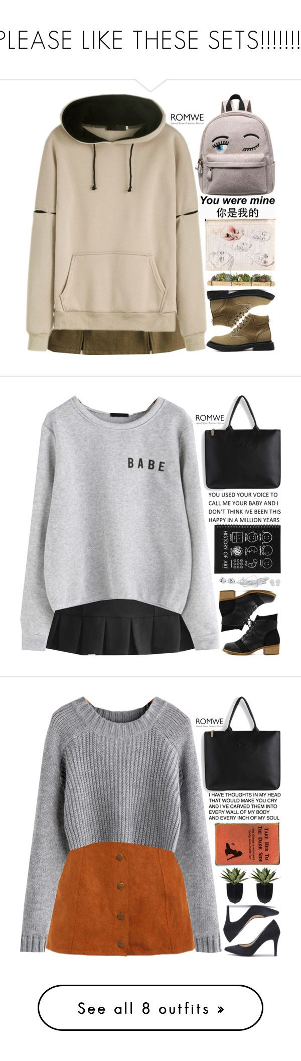 """""""PLEASE LIKE THESE SETS!!!!!!!!"""" by scarlett-morwenna ❤ liked on Polyvore featuring Jayson Home, vintage, Authentics, ssongbyssong, Emini House, Muji, Primera, ANS, ASOS and Etude House"""