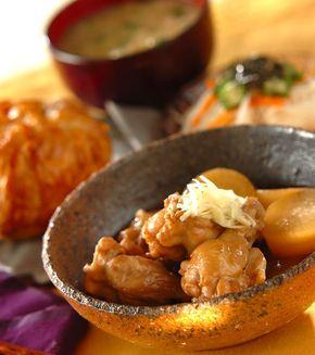 大根と鶏手羽元の煮物」の献立・レシピ - 【E・レシピ】料理のプロが ... 大根と鶏手羽元の煮物の献立