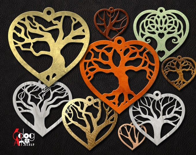 15 Earring SVG DXF Templates Butterfly Wing Wood Acrylic
