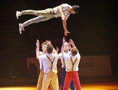 Gymnastics, Break Dancing, Artist