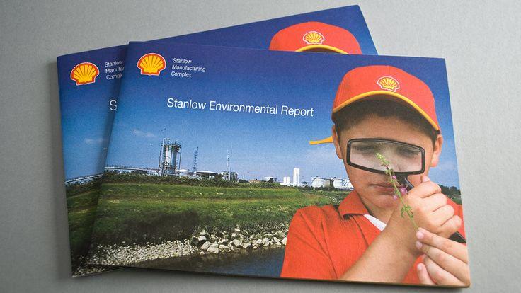 Environmental report design