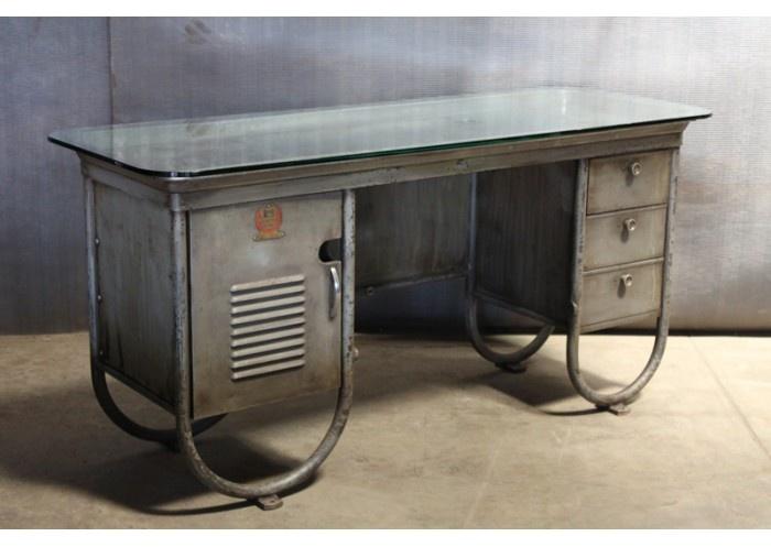 Steampunk Meets Tanker Desk Furniture Pinterest