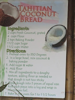 Tahitian Coconut Bread!!! This is the same recipe as the Polynesian Cultural Center on Oahu! Yum yum yum!!!