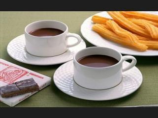 Desayunos del mundo.