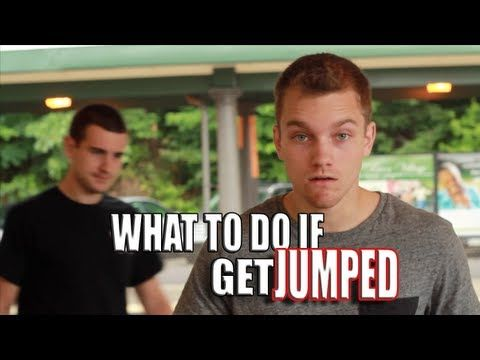 What to do if you get jumped Shane Fazen | Fight tips http://youtu.be/jNNCKEK6PdM