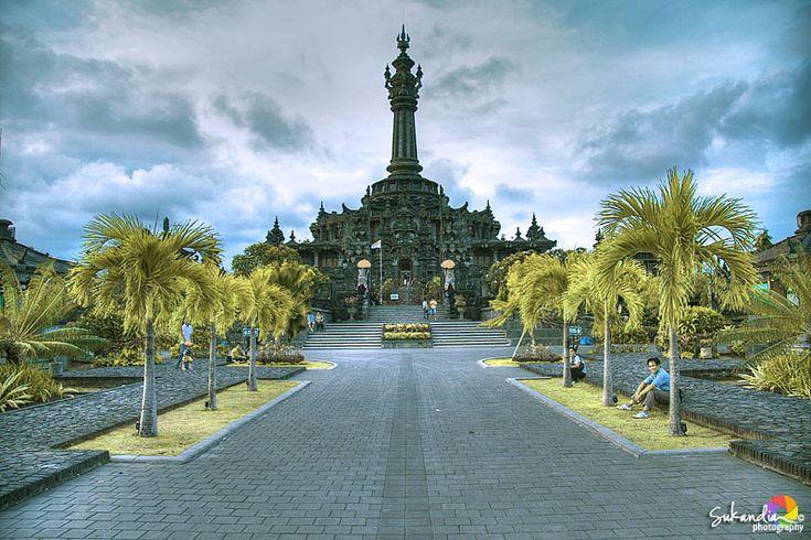 Monumen Bajra Sandhi - Tempat Wisata di Denpasar dan Sekitarnya