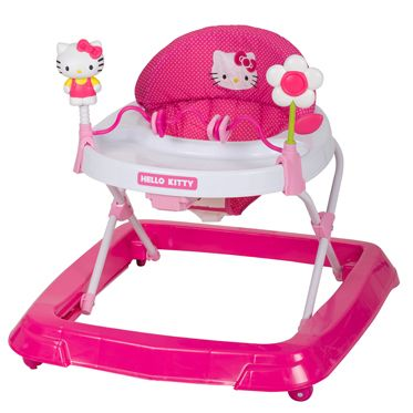 Hello Kitty Baby Trend walker