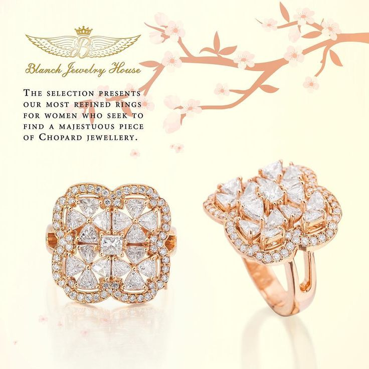 Diamond Ring Ref #00325 #blanchjewelryhouse