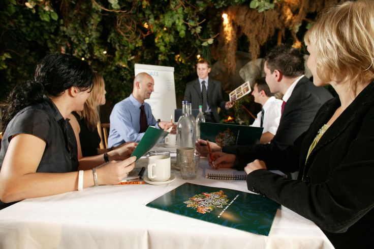 With several private function rooms that cater for different sizes, were perfect for meetings and networking events! http://www.therainforestcafe.co.uk/menus/kidsparties.asp