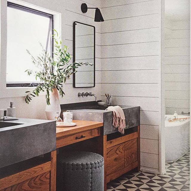 Cedar & Moss Tilt Cone in an industrial modern space with a cool vibe  rolled into - Best 25+ Bathroom Sconces Ideas On Pinterest Bathroom Lighting