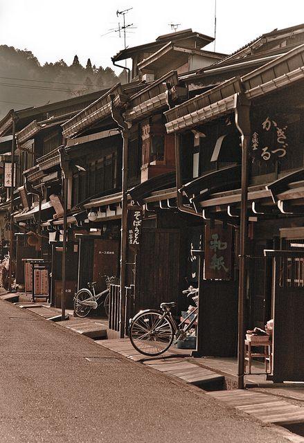 Takayama Old Town District, Takayama