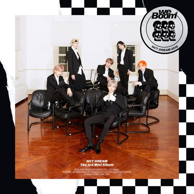 Nct Dream We Boom The 3rd Mini Album Ep Itunes Plus Aac M4a