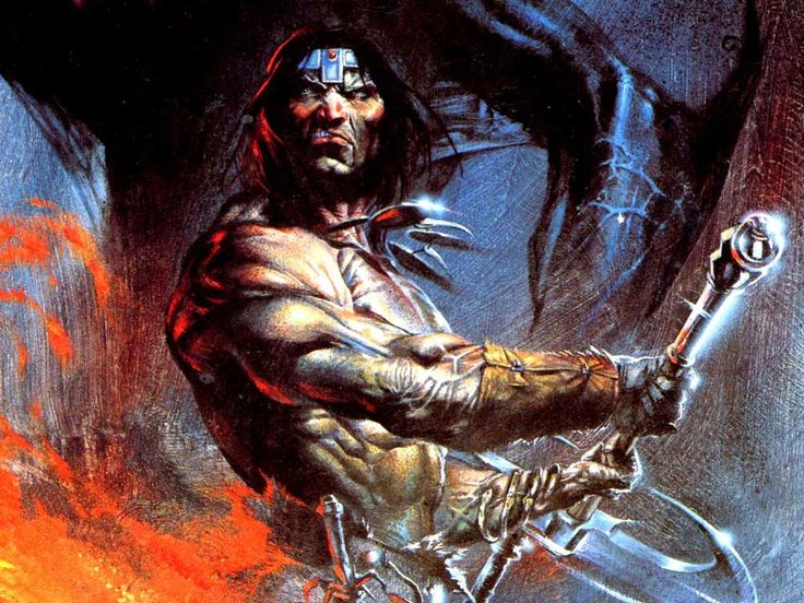 191 Best Images About Mythos Of Conan On Pinterest