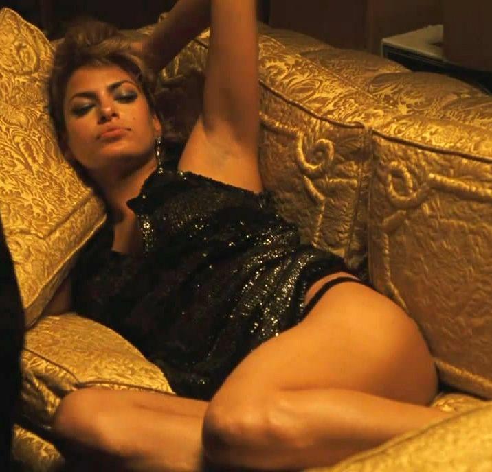 "Celebrity Nude Century: Eva Mendes (""Ghost Rider"")"