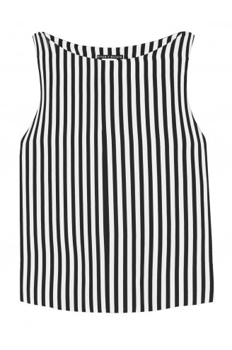 ARLEIGH PLEATED BACK TANK: Tank Tops, Arleigh Pleated, Women'S Blouses, Tanks