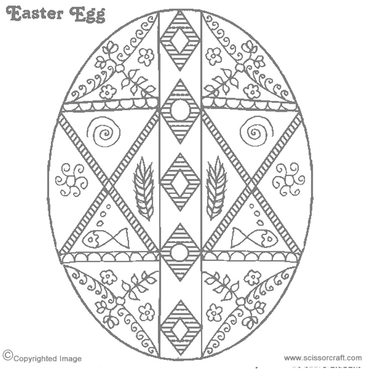 17 Best images about Egg decorating patterns on Pinterest ...
