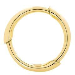 18k Solid Gold Kula Ring