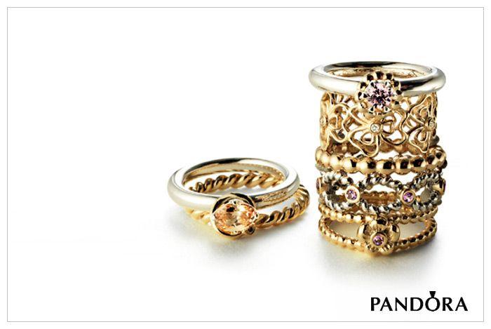 Brands - Pandora Ring Upon Ring