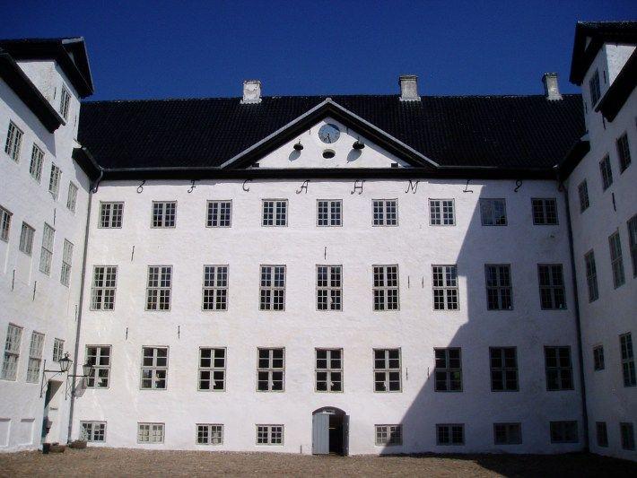 Dragsholm Slot Denmark Haunted Hotels Of The World