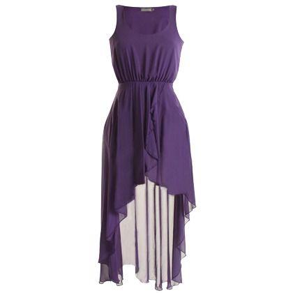 Asymmetrical Dress - LOVE