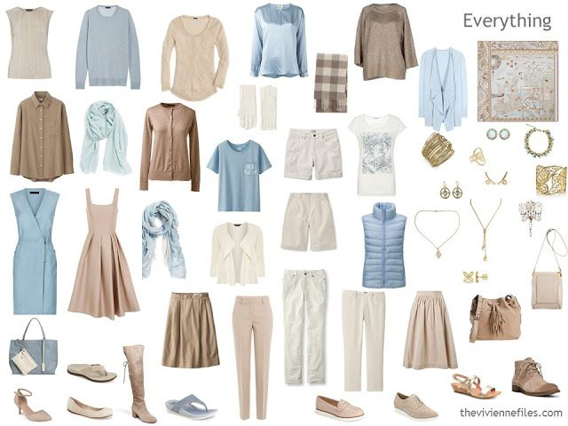 Vivienne Files - Capsule wardrobe, business travel wardrobe ideas