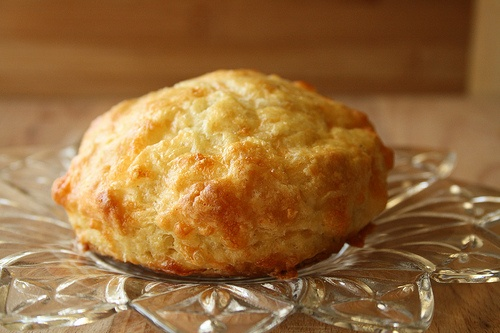 Lynn Crawford's utterly delectable homemade cheddar biscuits. There are AWESOME!!!