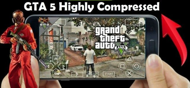 Gta 5 Ppsspp Iso Download For Android Di 2020 Teknologi