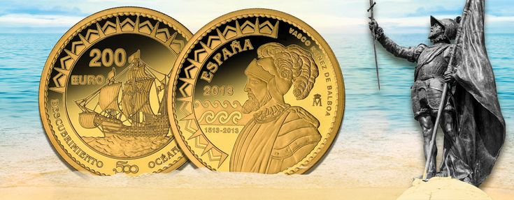 25. September 1513 – Vasco Nuñez de Balboa erblickt als erster Europäer vom amerikanischen Kontinent aus den Pazifischen Ozean