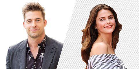 Keri Russell and Scott Speedman Discuss a 'Felicity' Reunion and Their Off-Screen Relationship