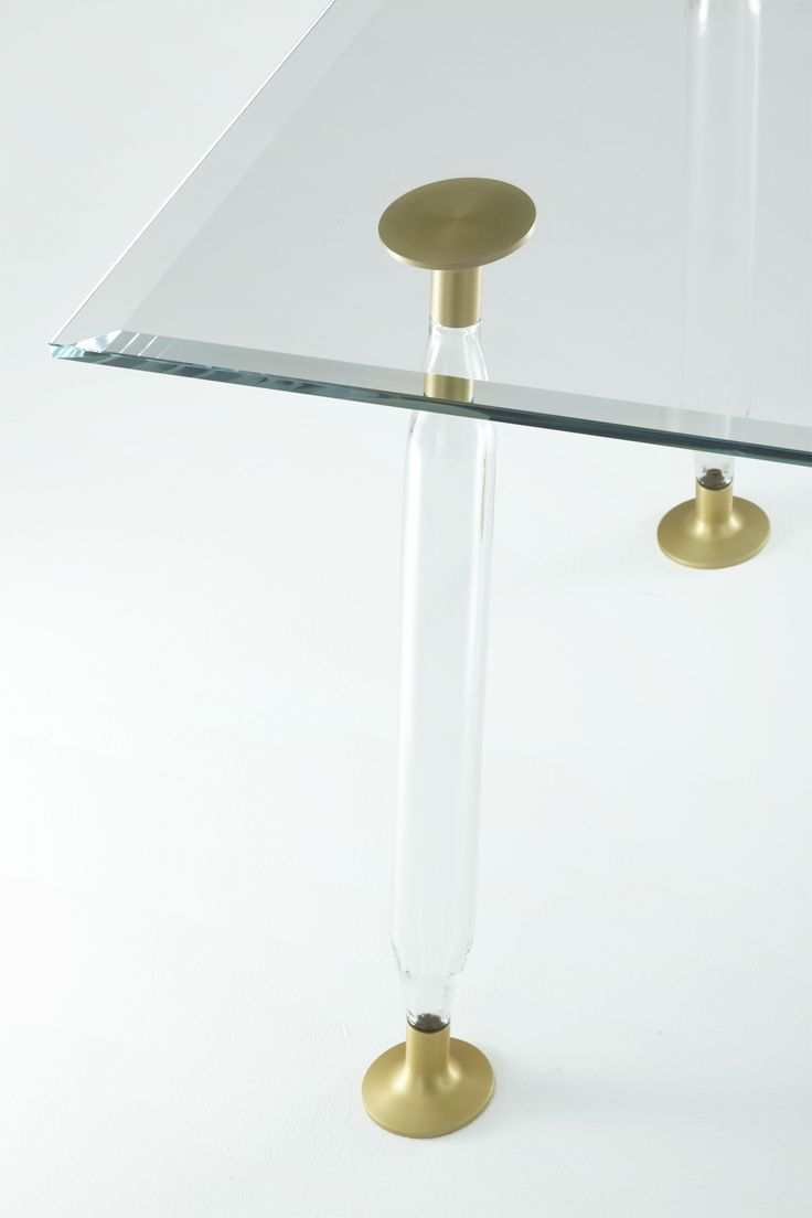 Philippe starck kitchen products - Lady Hio Design Philippe Starck With S Schito Dining Tables With Top In Transparent
