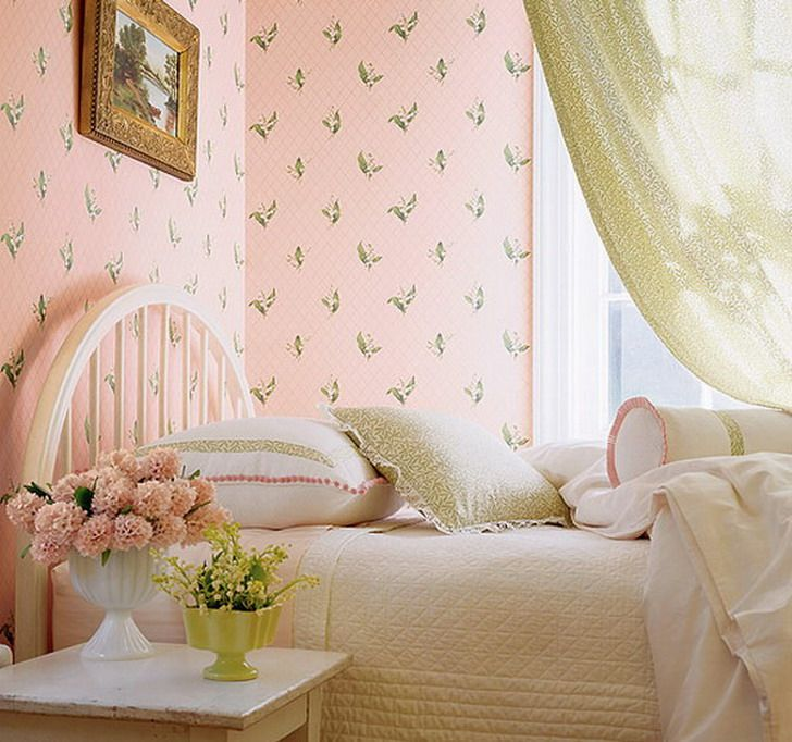 1000 ideas about girls bedroom wallpaper on pinterest 12893 | a4b39a438fbe8fd9c28f33d90252fd9f