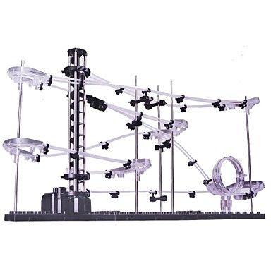 spacerail de nivel 1 del carril 5000mm spacewarp del bricolaje erector set kit de construcción de juguetes de la montaña rusa educativa 2805749 2017 – $413.19
