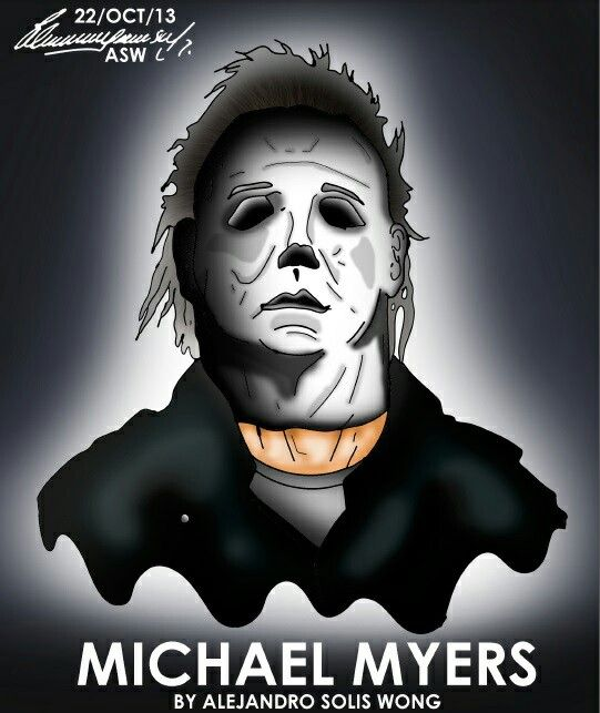 horror icons horror films halloween artwork slasher movies michael myers scary movies paranormal business cinema