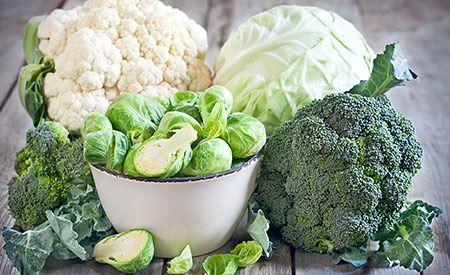Anti-Krebs Lebensmittel