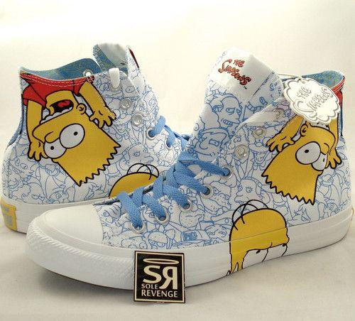 Fancy Converse Shoes