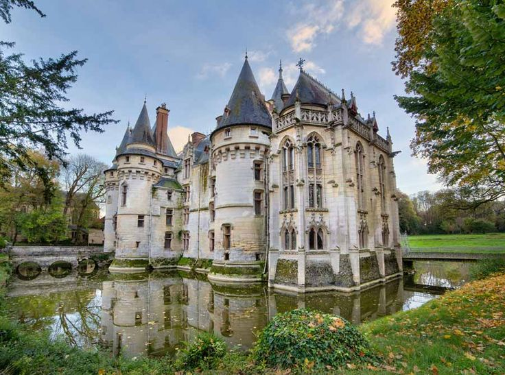 French Chateau For Sale 5 A Historic Franch Castle For