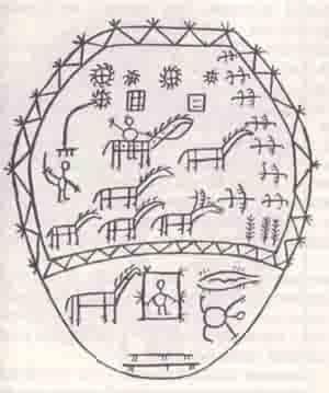 Altai shaman drum