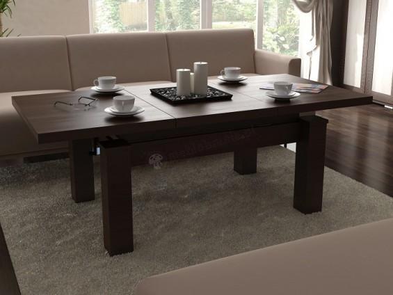 Ławostół Minnesota - #table, check more #furniture on www.meblobranie.pl/pokojowe/lawy