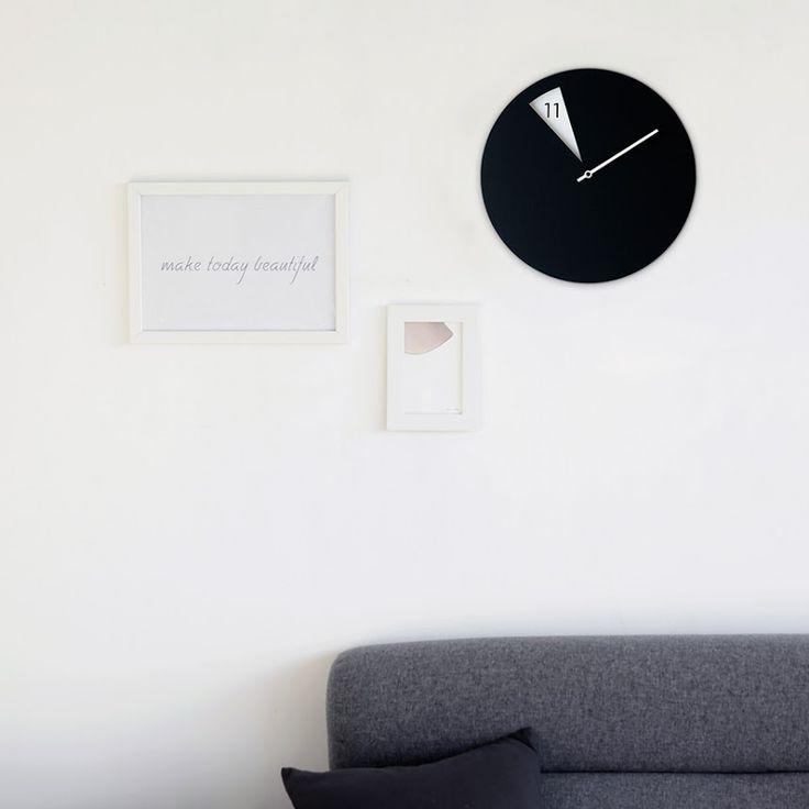 Die besten 25+ Minimalistische wanduhren Ideen auf Pinterest - wanduhren wohnzimmer modern