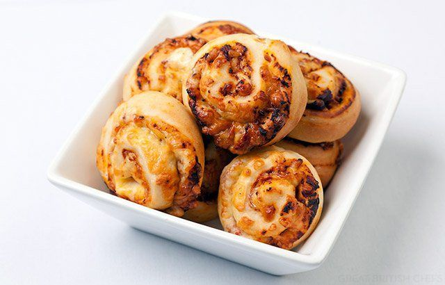 Pizza Bread Recipe by Graham Campbell - Great British Chefs