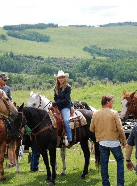 heartland season 7 photos | Chris Potter & Heartland Fanjournal - Filming Heartland Season 7 ...