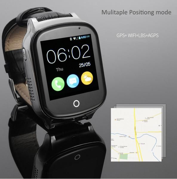 Simple This striking G GPS Tracking watch is grate for children of all ages features