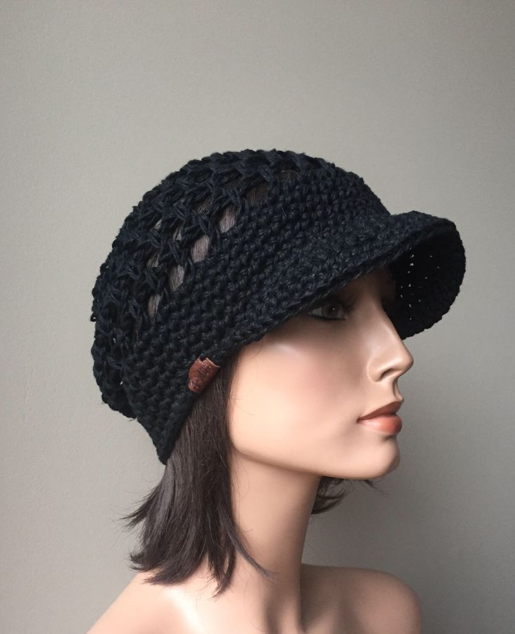 """Thanks for the kind words! ★★★★★ """"Love this hat!!!! Great design, material, & craftsmanship!! I really LOVE it! Might have to come back for more in different colours--- Thank you!!! """" E Y."""