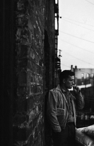 Jack Kerouac, beat poet and novel writer