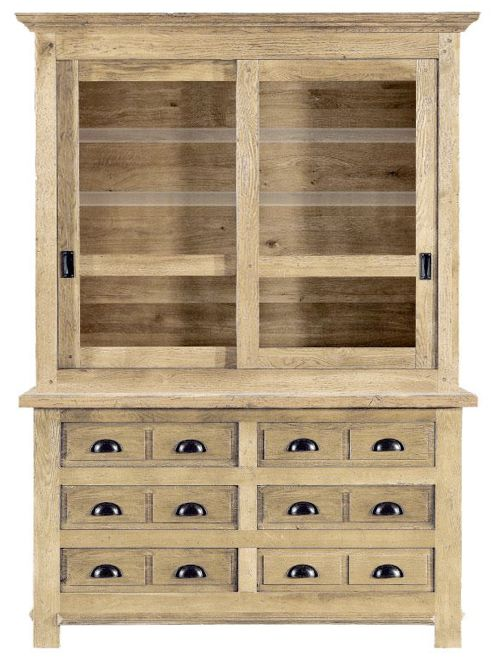 Apothecary Cabinets: Storage With Many Small Drawers