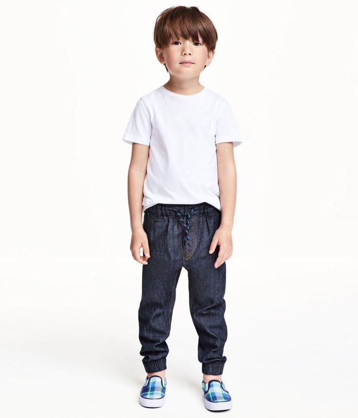 H Amp M Jogger Jeans For Boys H Amp M Kids Fashion Boy Kids