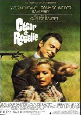 César et Rosalie - Claude Sautet (1972)